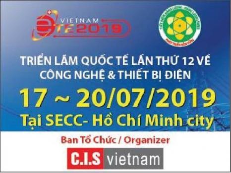 ETE VIETNAM & ENERTEC EXPO 2019