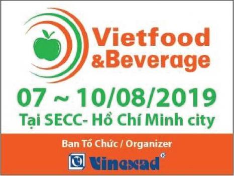 VIETFOOD & BEVERAGE 2019