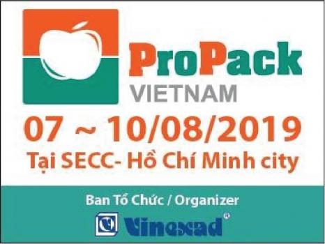 PROPACK VIETNAM 2019