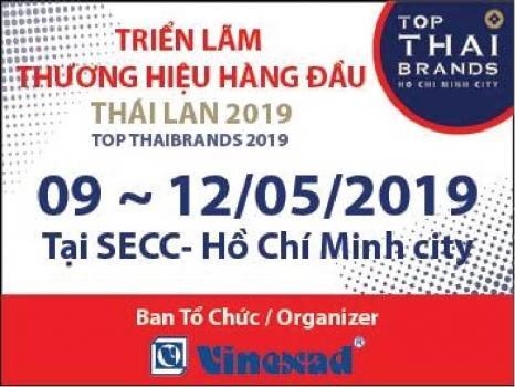 TOP THAI BRAND 2019