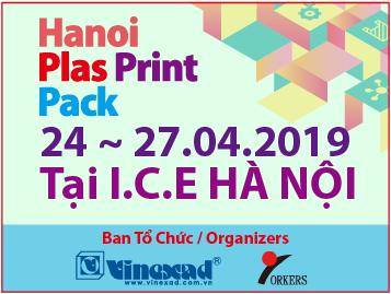 Hanoi Plas Print Pack 2019