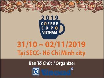 COFFEE EXXPO VIETNAM 2019