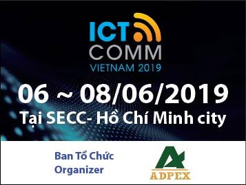 ICT COMM VIETNAM 2019