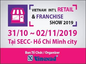 RETAIL & FRANCHISE SHOW 2019