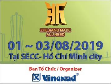 ZHEJIANG MADE, ALL NEED 2019